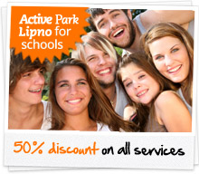 50% discount on all services