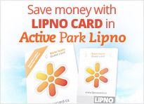 Save monez with LIPNO CARD